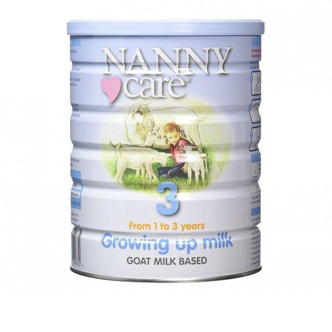 NANNY CARE Goat Growing-Up Milk 900gr
