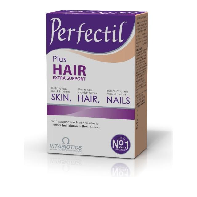 Vitabiotics Perfectil Plus Hair 60 ταμπλέτες