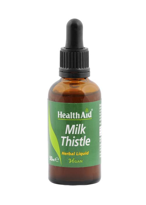 Health Aid Milk Thistle σταγόνες 50ml