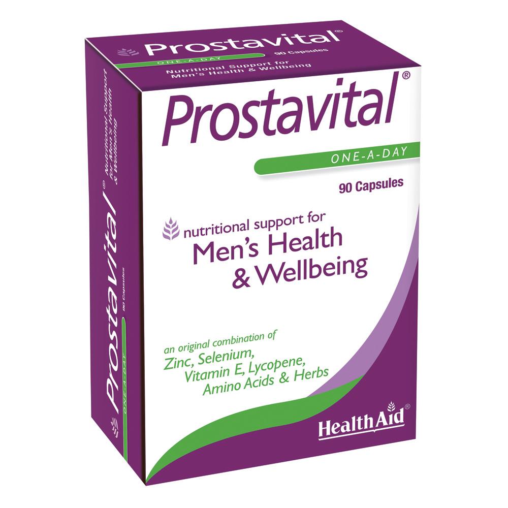 HealthAid Prostavital 90 κάψουλες