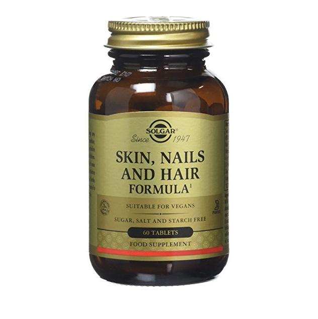 Solgar Skin Hair & Nails  60 ταμπλέτες