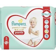 Pampers Premium Care Pants No 5 (12-17Kg) 34τμχ