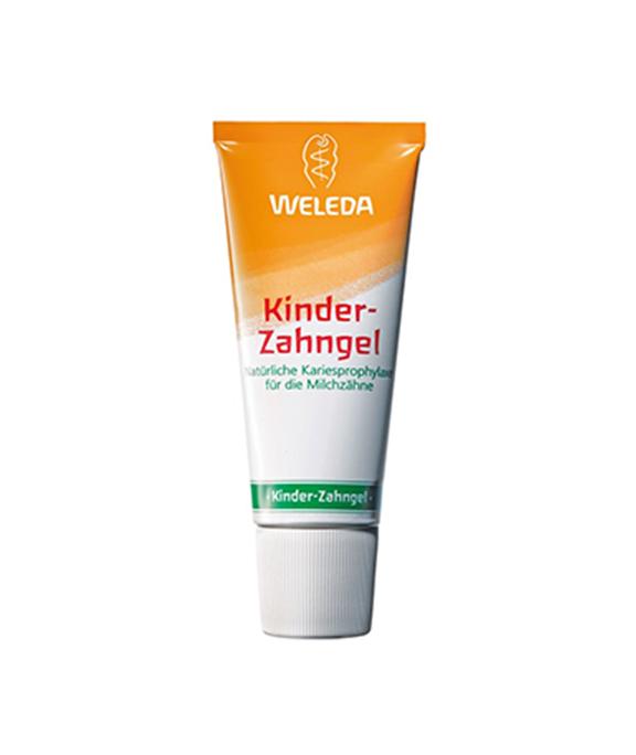 Weleda Οδοντόκρεμα για παιδιά Kinder-Zahngel με Καλέντουλα 50ml