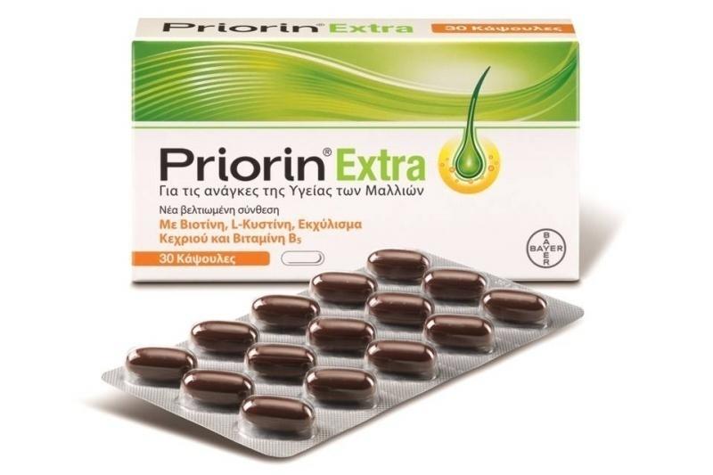Priorin Extra 30caps