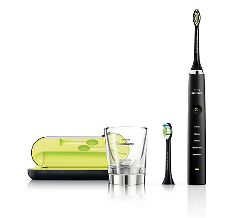 PHILIPS Sonicare HX9352/04 Diamond Clean BLACK