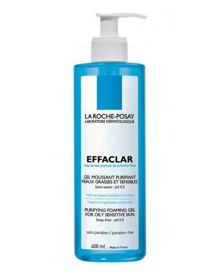 La Roche-Posay Effaclar Gel Nettoyant 400ml