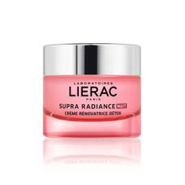 Lierac Supra Radiance Night Detox Renewing Cream 50ml