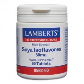 Lamberts Soya Isoflavones 50mg 60tabs