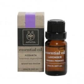 Apivita Essential Oil Lavender 10ml