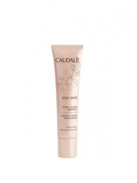 CAUDALIE Mineral Tinted Moisturiser Light to Medium Skin