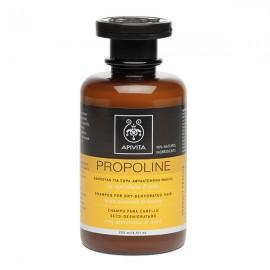 APIVITA Propoline Σαμπουάν για ξηρά-αφυδατωμένα μαλλιά