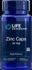 Life Extension Zinc Lozenges 60caps