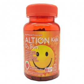 Altion Kids D3 Sun 60gummies