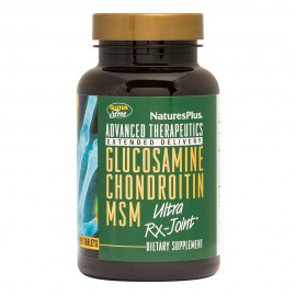 NaturesPlus Glucosamine/Chondroitin/MSM Ultra Rx-Joint  90 Tablets