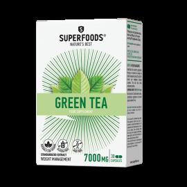 Superfoods Πράσινο Τσάι 7000mg 30 κάψουλες