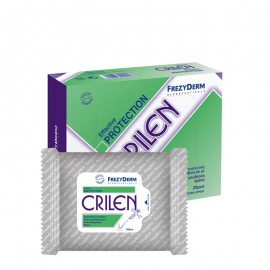 Frezyderm Crilen Wipes 20τμχ