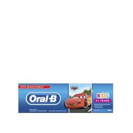 Oral-B Kids Οδοντόκρεμα 3+ Ετών 75ml CARS