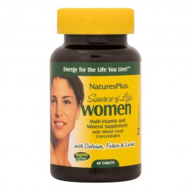 NaturesPlus Source of Life Women 60 Tablets