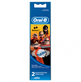 Oral-B Stages Kids Incredibles 2 ανταλλακτικά