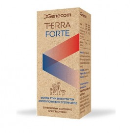 Genecom Terra Forte σιρόπι 100ml