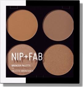 Nip + Fab Bronzer Palette 15.2g