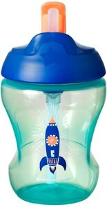 Tommee Tipee Easy Drink Straw Cup 6m+ 230ml Blue