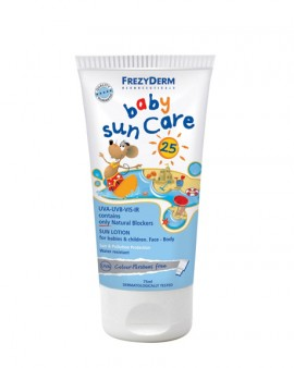 Frezyderm Baby Sun Care SPF25 100ml