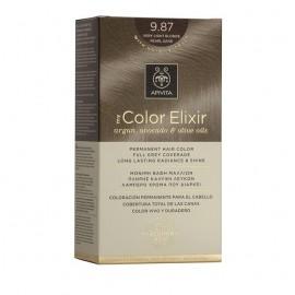 Apivita My Color Elixir 9.87 Ξανθό Πολύ Ανοιχτό Περλέ Μπέζ