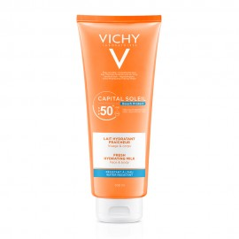 Vichy Capital Soleil Fresh Hydrating Milk SPF50+ 300ml