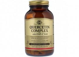 Solgar Quercetin Complex with Ester C 100 ταμπλέτες