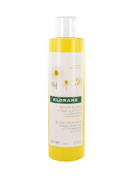 Klorane Reflets Blonds Ξύδι λάμψης με εκχύλισμα χαμομηλιού 200ml