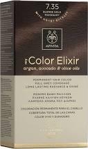 Apivita My Color Elixir 7.35 Ξανθό Μελί Μαονί
