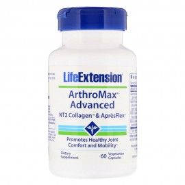 Life Extension ArthroMax Advanced With NT2 Collagen & AprèsFlex 60Caps