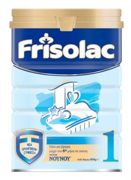 NOYNOY Frisolac 800gr