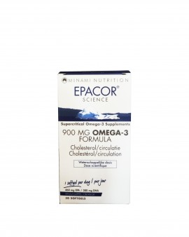 MINAMI NUTRITION Epacor Science