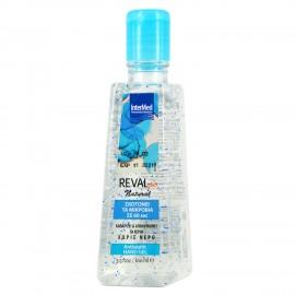 Intermed Reval Hand gel Natural Αντισηπτικό χεριών 100ml