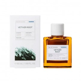 Korres Vetiver Eau de Toilette 50ml