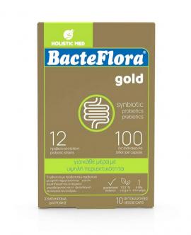 HolisticMed BacteFlora Gold 10 κάψουλες