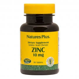 NaturesPlus Zinc 10mg 90 tabs