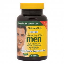 NaturesPlus Source of Life Men 60 Tablets