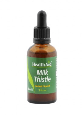 Health Aid Milk Thistle σταγόνες 50ml
