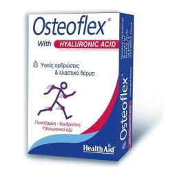 Health Aid Osteoflex with Hyaluronic 30 Tabs