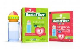 HolisticMed BacteFiber Organic Junior 14x4g φακελάκια σκόνη