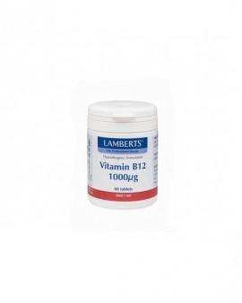 Lamberts Vitamin B12 1000μg 60 tabs