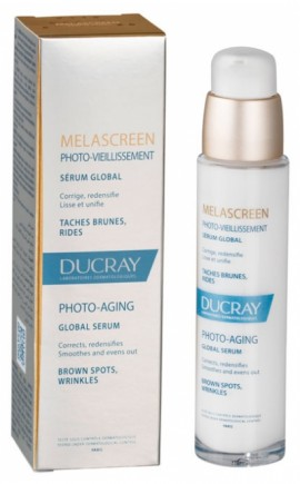 Ducray Melascreen Photo-Aging Serum Global 30ml