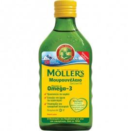 Mollers Σιρόπι με Φυσική Γεύση 250ml