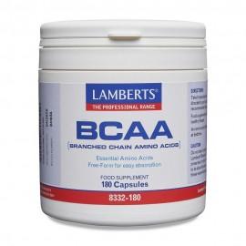 Lamberts BCAA – Branch Chain Amino Acids 180caps