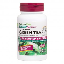 NaturesPlus Green Tea 750 mg Extended Release 30 tabs