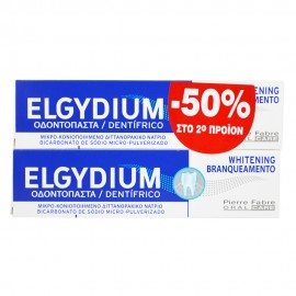 Elgydium Whitening Paste 2 x 100ml