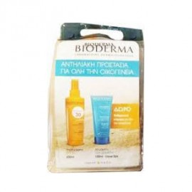 BIODERMA Photoderm Max Spray SPF30 200ml & Atoderm Gel Douche 100ml